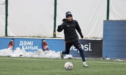 Защитник «Кызыл-Жара» провел 100 матчей в Премьер-Лиге