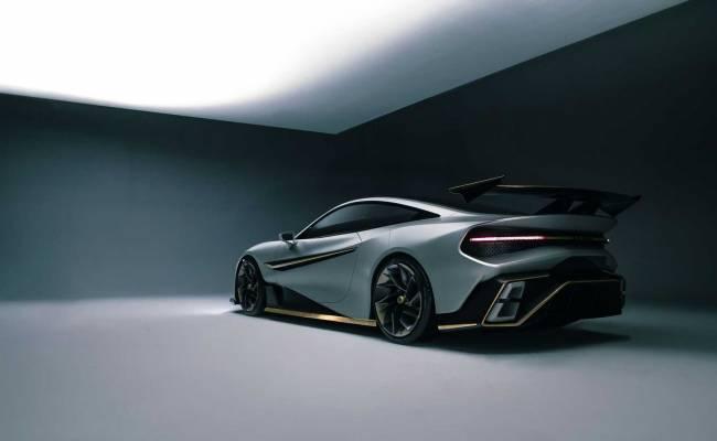 Британский бизнесмен хочет продавать 1063-сильный гиперкар на базе BMW 8 Series за €1 млн