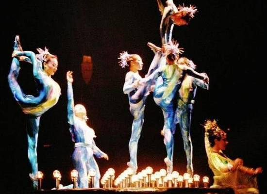 Cirque du Soleil избежал банкротства