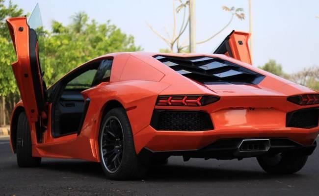 Энтузиаст превратил старую Honda Accord в реплику Lamborghini Aventador