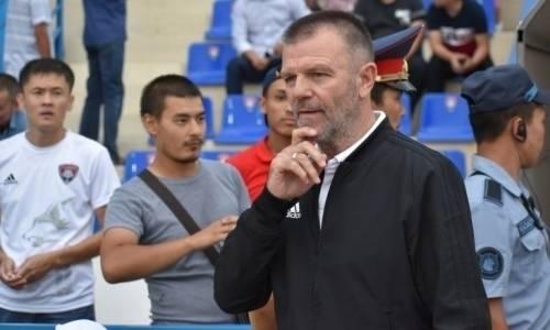 Младенов объяснил, почему досрочно покинул «Кайсар»