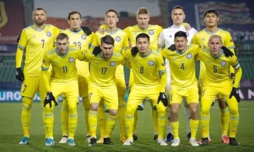 Падение продолжается. Сборная Казахстана ухудшила свое положение в рейтинге ФИФА