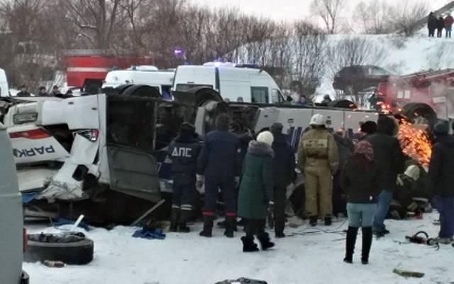 В Анапе столкнулись два автобуса, есть пострадавшие