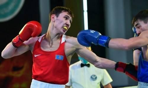 Финал чемпионата Казахстана завершился победой обладателя олимпийской лицензии