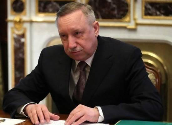Беглов заявил о риске ужесточения антикоронавирусных мер в Петербурге