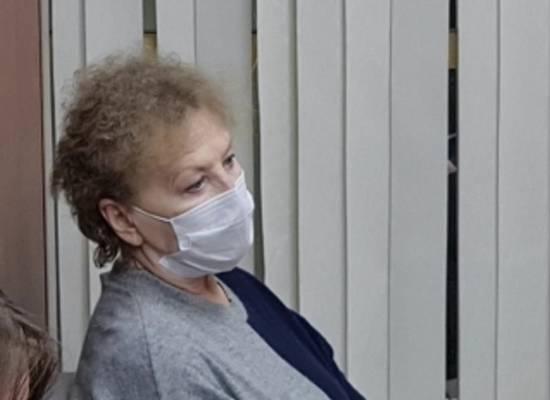 Бывшую главу иркутского минздрава Ледяеву арестовали на 2 месяца