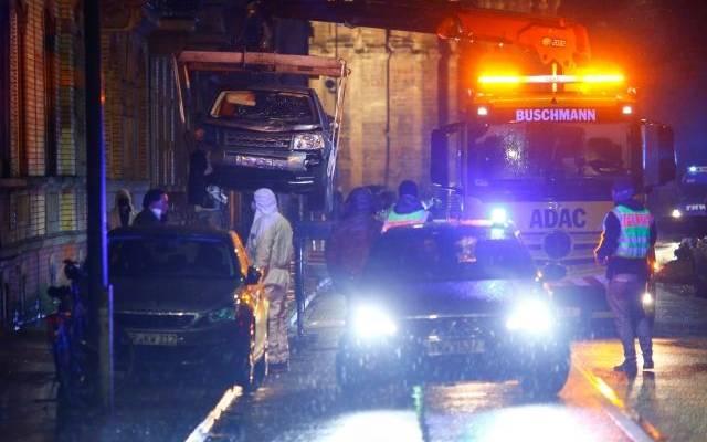 Жертвами ДТП в немецком Трире стали пять человек