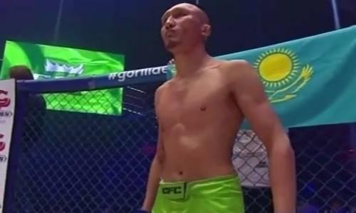 Где смотреть трансляцию турнира EFC 30 с участием пяти казахстанских бойцов
