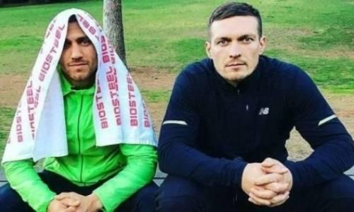 «Я неделю после боя об этом думал». Усик рассказал о состоянии Ломаченко и его возвращении в ринг