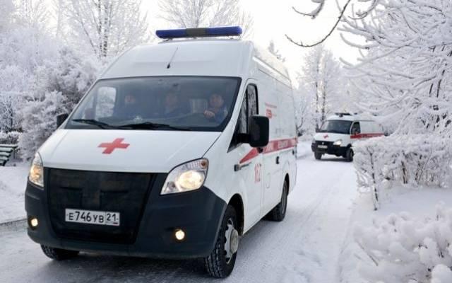В Сургуте водитель в костюме Деда Мороза попал в крупное ДТП