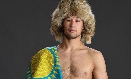 Шавкат Рахмонов провел совместную тренировку с непобежденным в UFC казахом. Видео