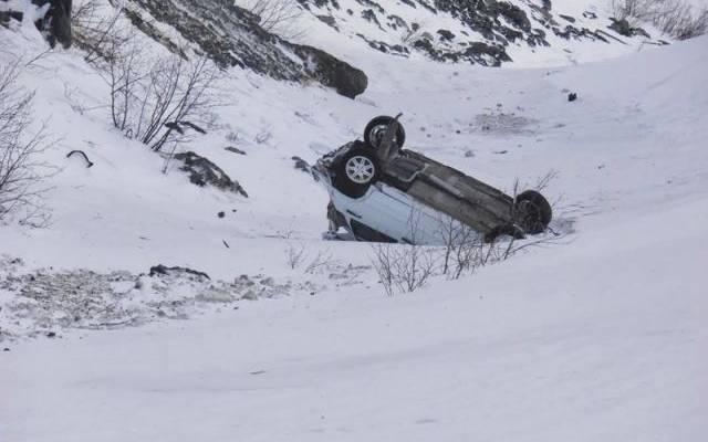 Лавина сошла в районе горнолыжного комплекса в Норильске