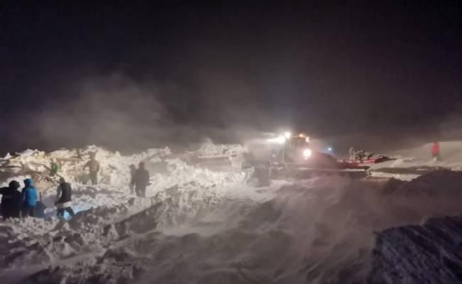 СК изменил статью в деле о гибели туристов под лавиной в Норильске