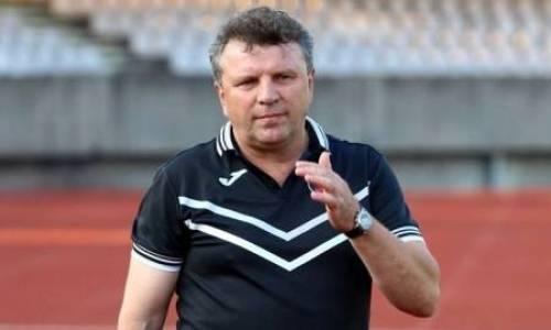 Казахстанский тренер возглавил восьмикратного европейского чемпиона