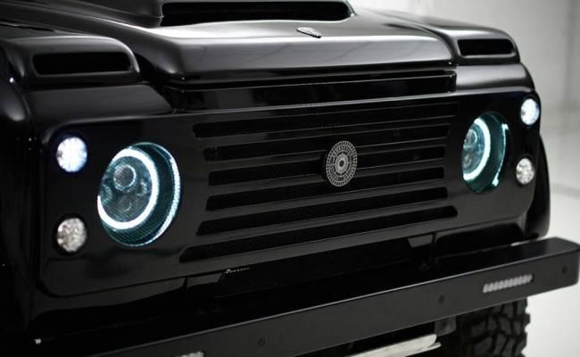 Ares Design представила новый тюнинг старого Defender