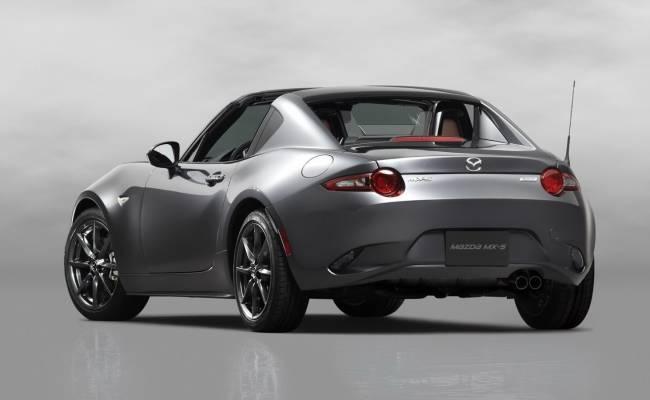На базе Mazda MX-5 сделают еще один ретрородстер