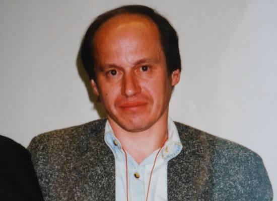 Скончался журналист Дмитрий Шавырин