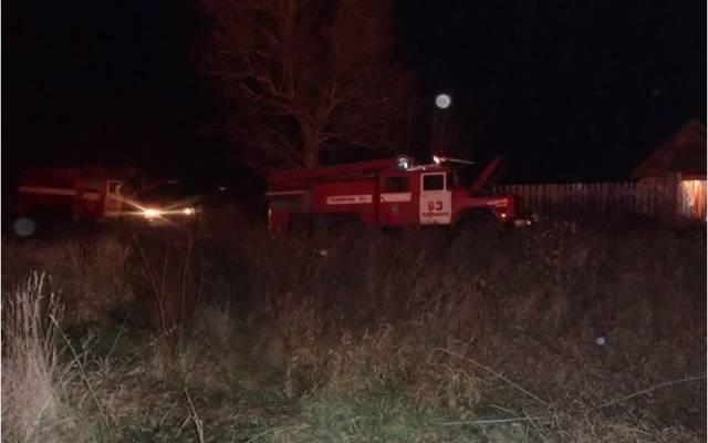 Стала известна возможная причина пожара в Хабаровске с пятерыми погибшими