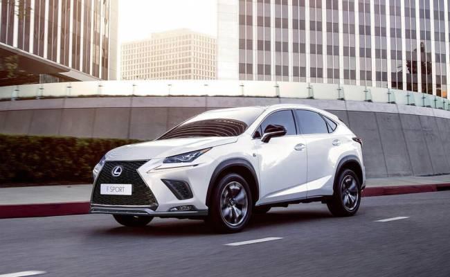 Toyota зарегистрировала имя для Lexus NX с 3,5-литровым V6
