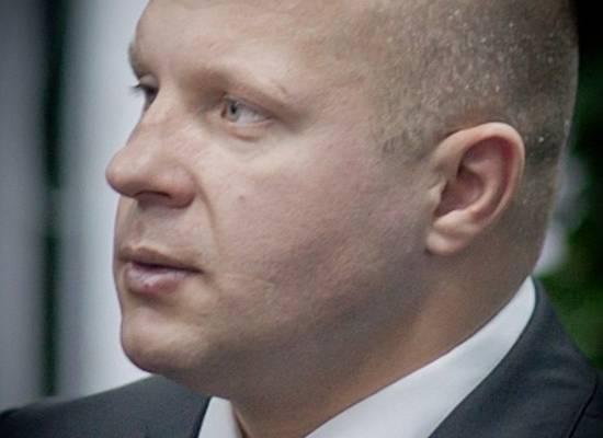 СМИ: Федора Емельяненко госпитализировали с коронавирусом