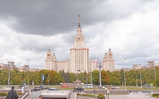 Спецслужбы обследовали здания МГУ из-за сообщения об угрозе взрыва