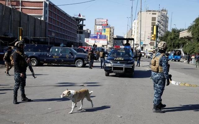 В результате взрыва в Багдаде погибли не менее 28 человек