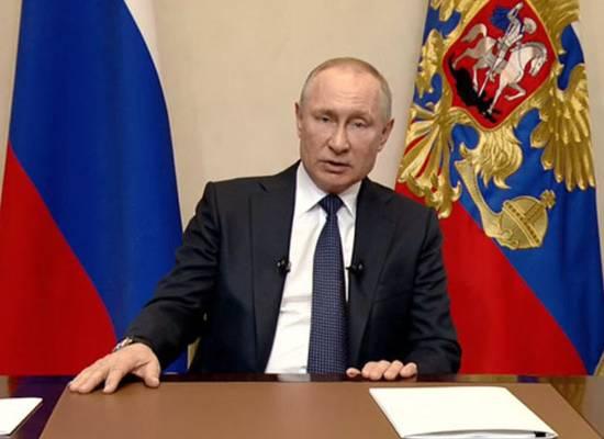 Путин рассказал, как учился играть на баяне