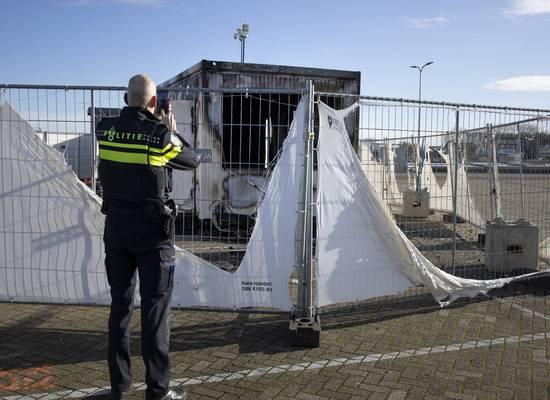 В Нидерландах жестко разогнали недовольных комендантским часом протестующих