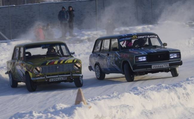 Автоспорт в Иркутске: анонс на 23 февраля