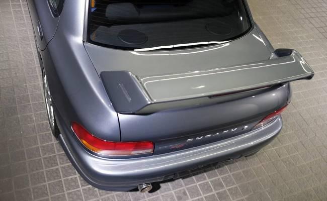 Праворульную Subaru Impreza RB5 WR Sport 1999 года продают за 6,9 млн рублей
