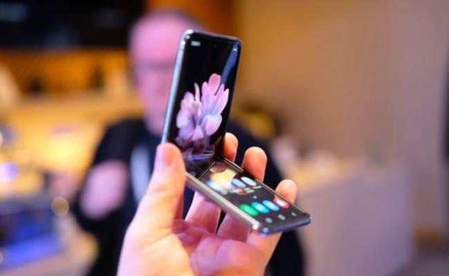 Складной Galaxy Z Flip в России подешевел на 50%