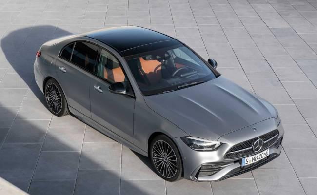 Mercedes-Benz представил C-Class нового поколения