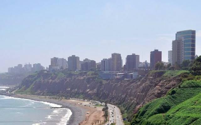 В Перу зафиксировано землетрясение магнитудой 5,5