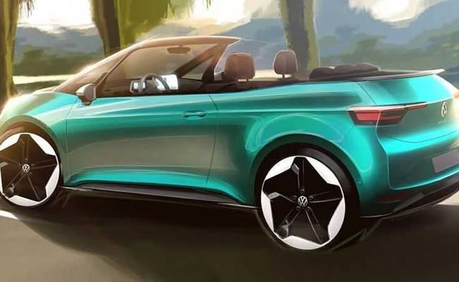 Volkswagen задумался над выпуском электрического кабриолета