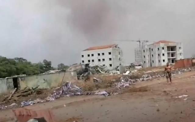В Экваториальной Гвинее жертвами взрывов стали не менее 20 человек