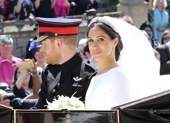 Меган Маркл уличила британскую королевскую семью в расизме