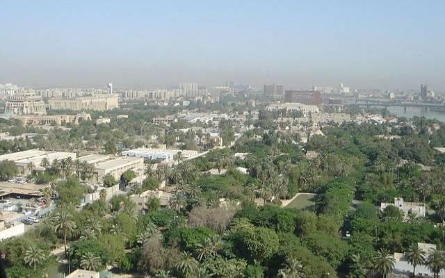При взрыве в столице Ирака пострадали не менее восьми человек