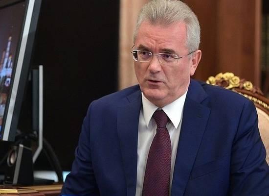Членство пензенского губернатора в «ЕР» приостановят в ближайшее время