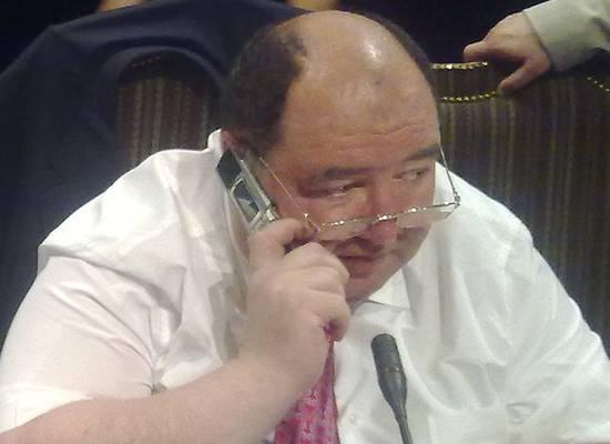 Борис Шпигель описал свое задержание