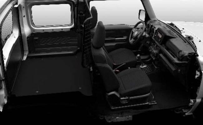 На Suzuki Jimny хотят устанавливать тойотовский мотор