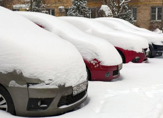 На Москву обрушится снегопад
