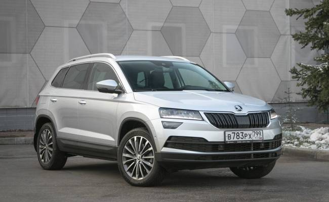 Skoda запустила в России подписку на автомобили