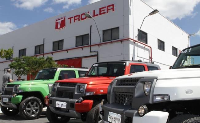 Власти Бразилии пытаются спасти национальный автобренд Troller от Форда