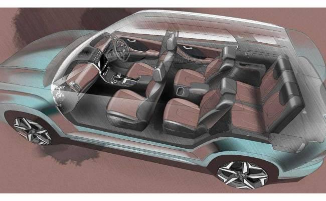 Hyundai показала семиместную Крету