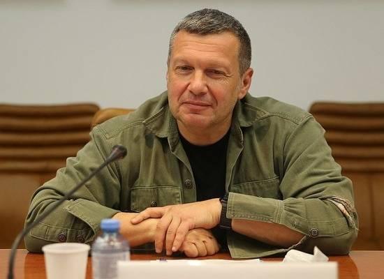 СМИ: пользователи Сети обвинили Соловьева в разжигании войны