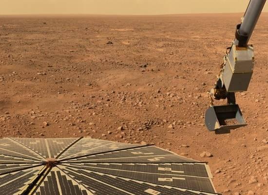 Первый полет вертолета на Марсе запланировали на 19 апреля