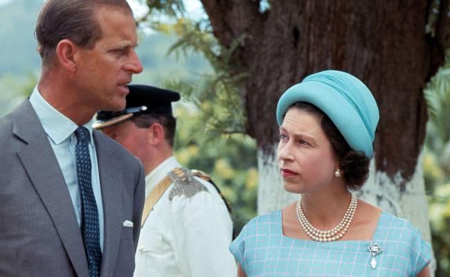 В Великобритании начались похороны принца Филиппа