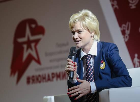 Гимнастка Хоркина заявила о низких пенсиях в России