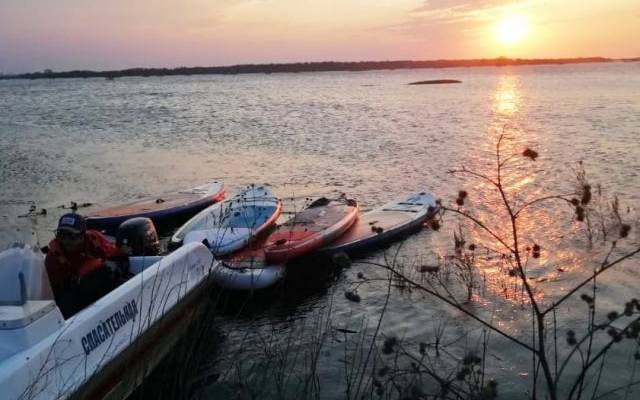 Рязанские спасатели помогли 27 участникам сплава
