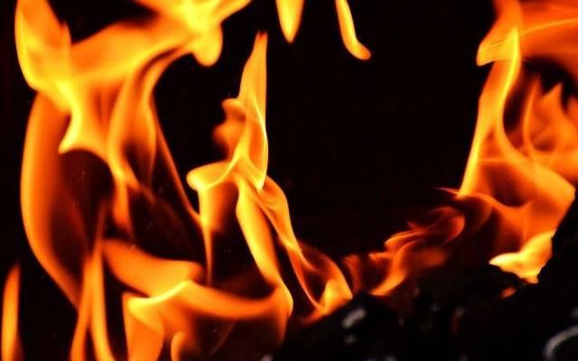 Во время пожара в Подмосковье погибли женщина и двое детей